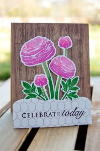 MIM #106 Celebrate Today Card